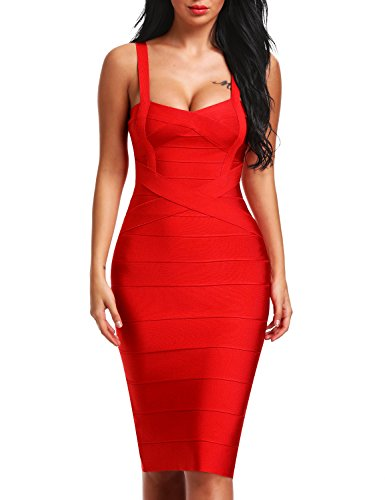 MONICA BANDAGE DRESS - MORE COLORS