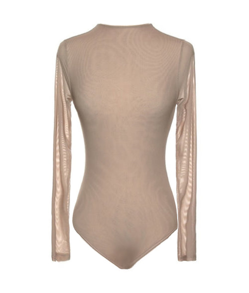 MESH BOSYDUIT IN BEIGE - 3 COLORS