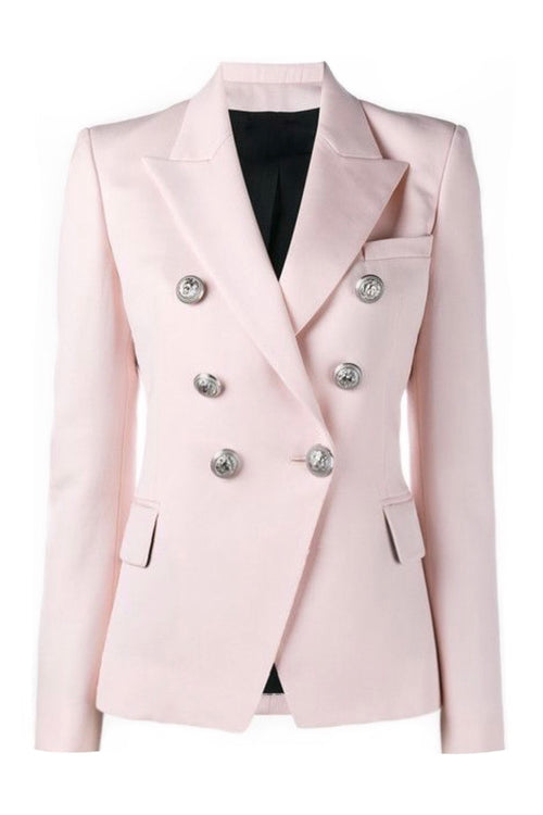 KIM JACKET IN BLUSH