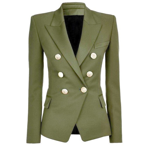 KIM JACKET IN ARMY GREEN