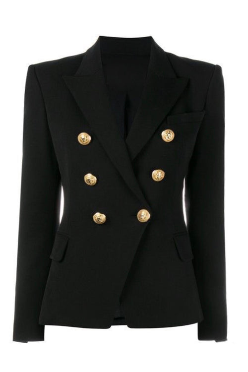 KIM JACKET IN BLACK