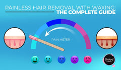 Painless Hair Removal with Waxing: The Complete Guide