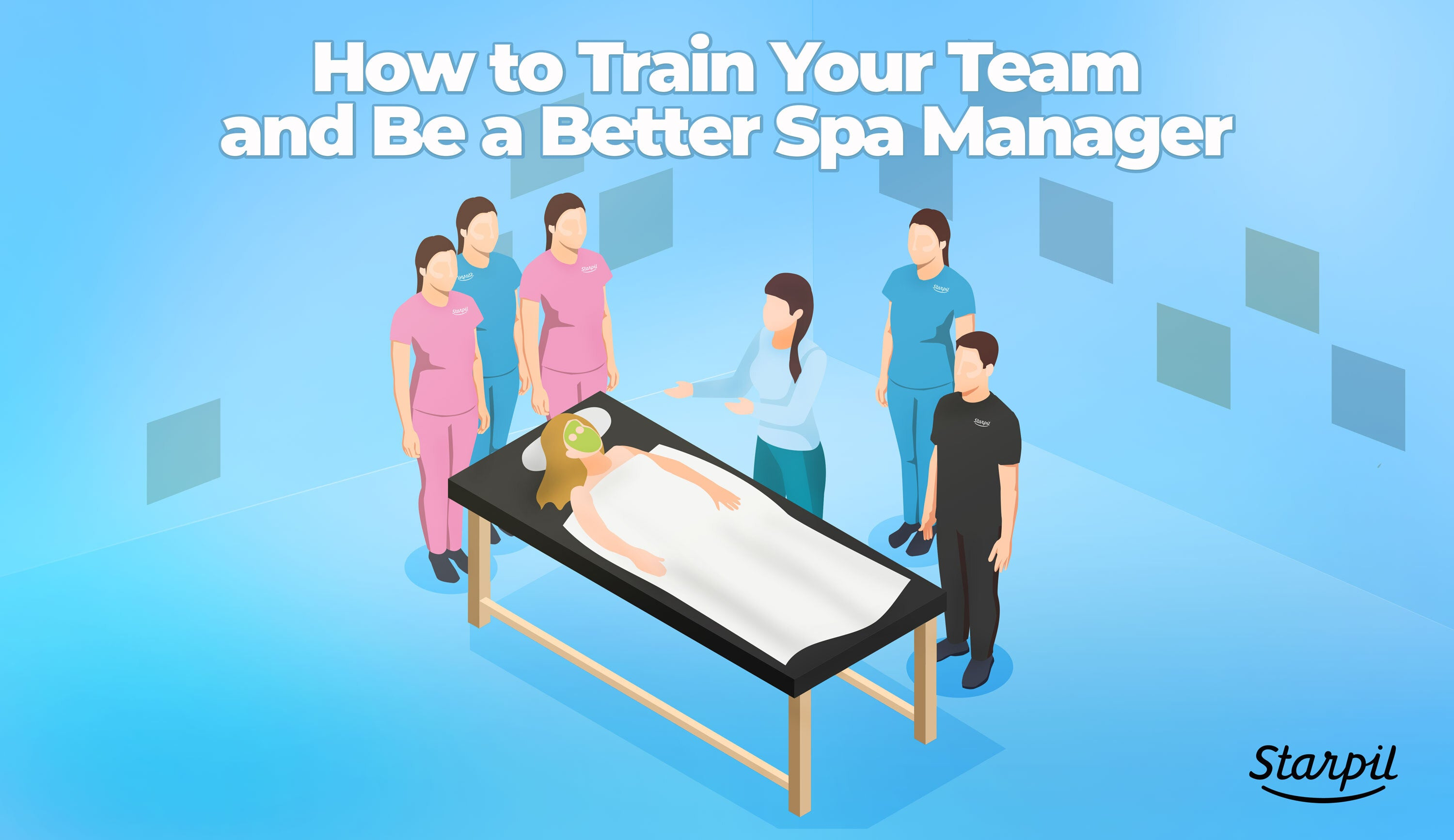 How to Train Your Salon Team and Be a Better Spa Manager