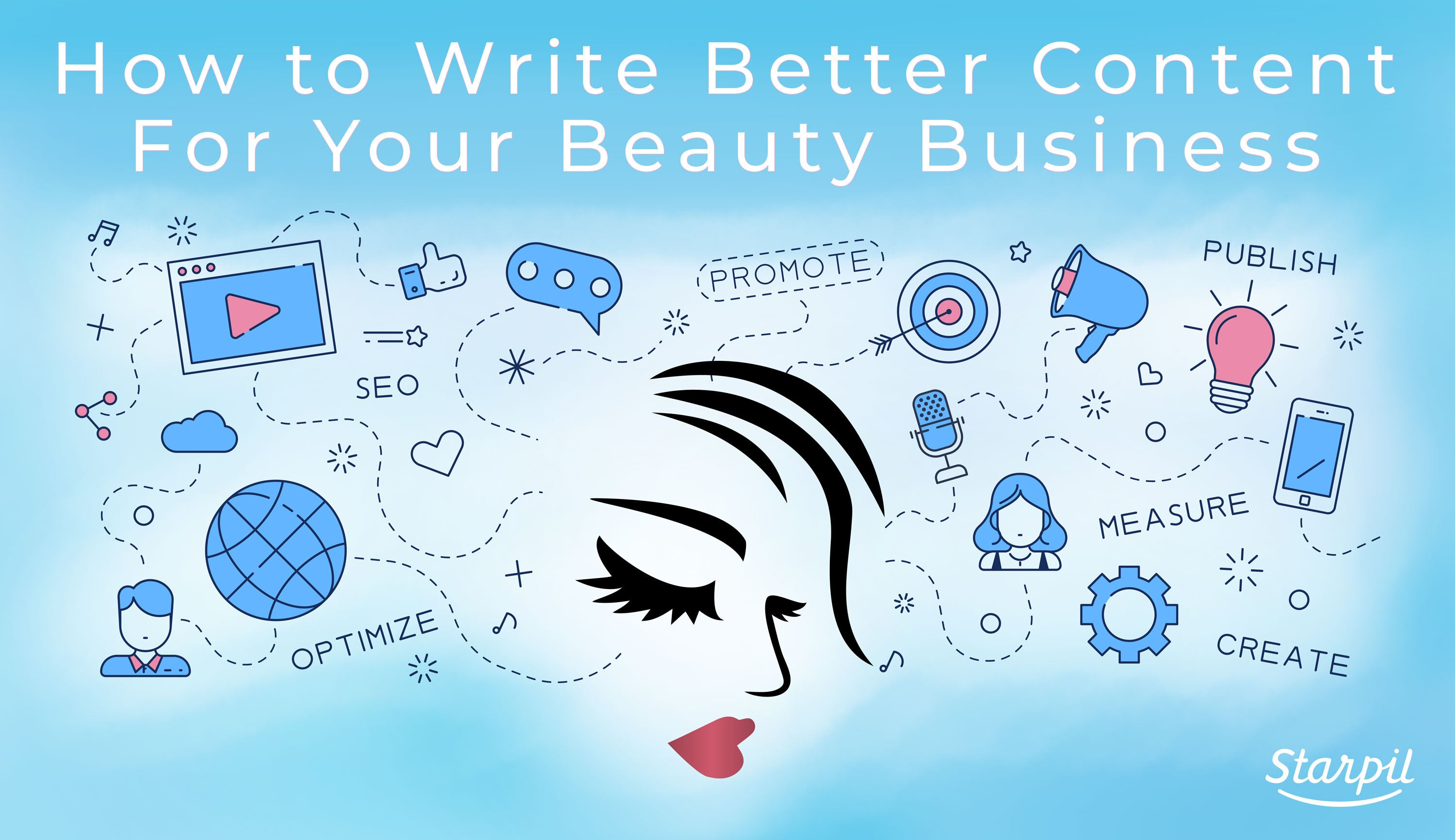 How to Write Better Content for Your Beauty Business