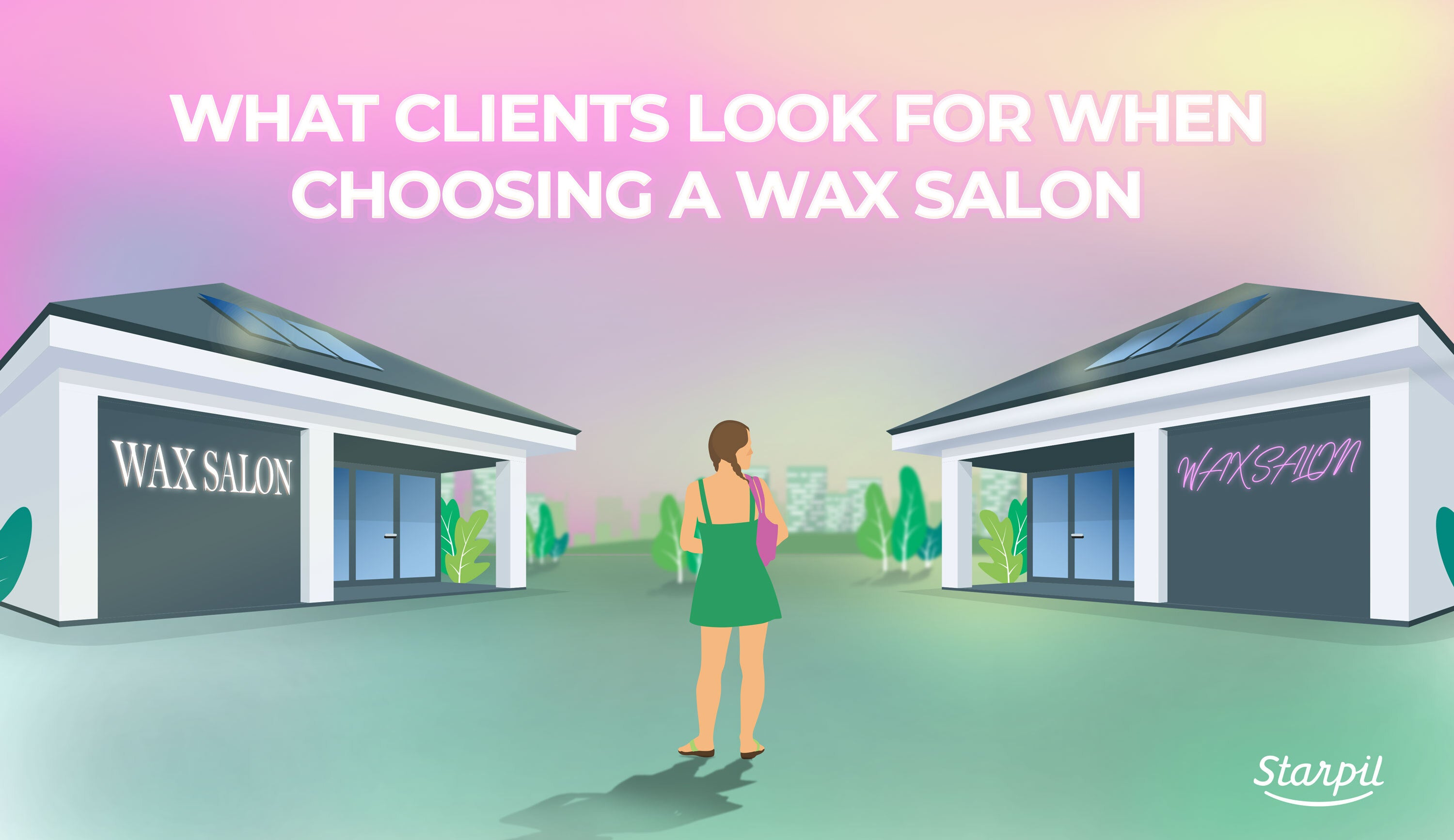 What Clients Look for When Choosing a Wax Salon