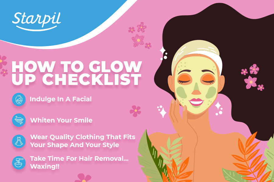 How to Glow Up Checklist