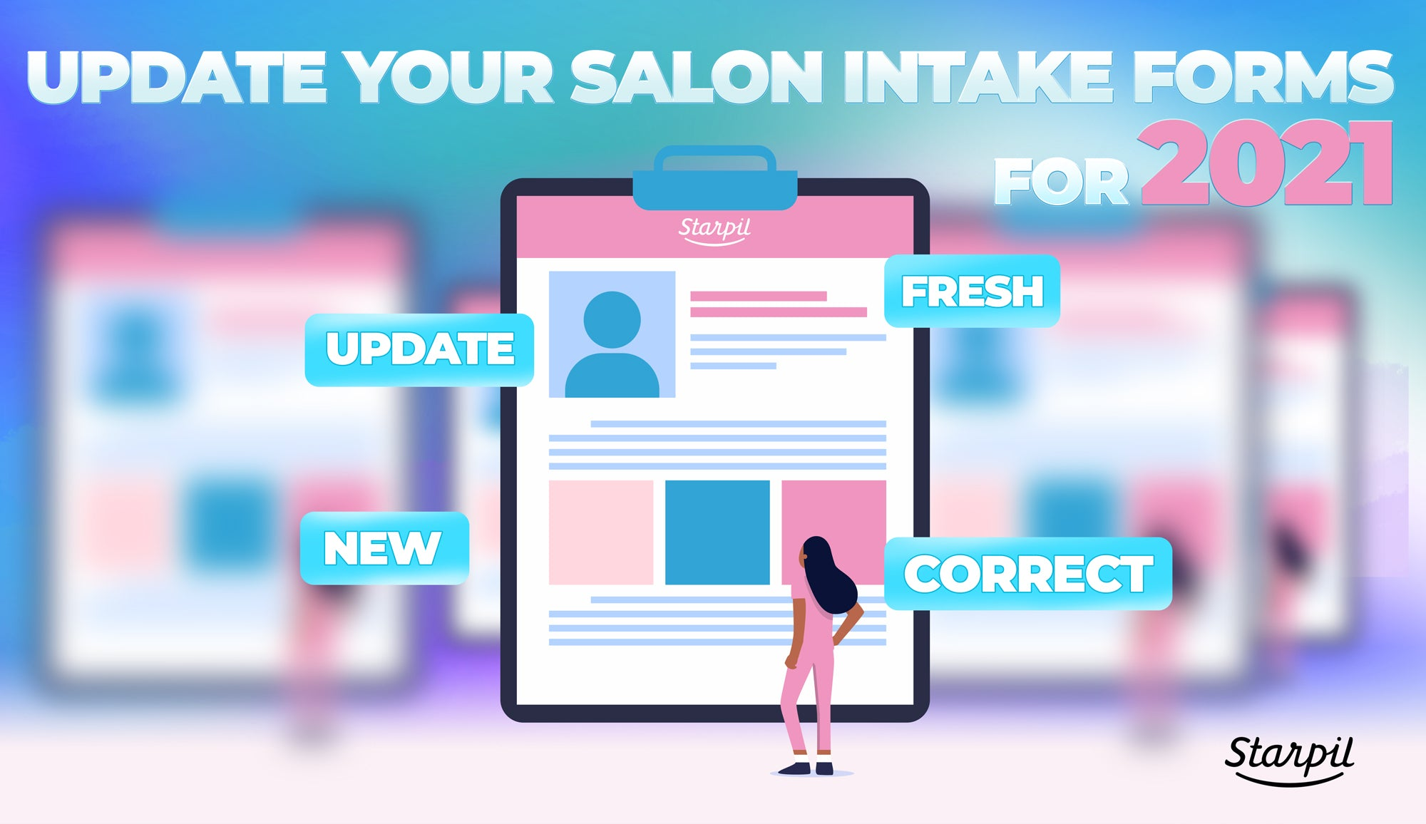 Update Your Salon Intake Forms for 2021