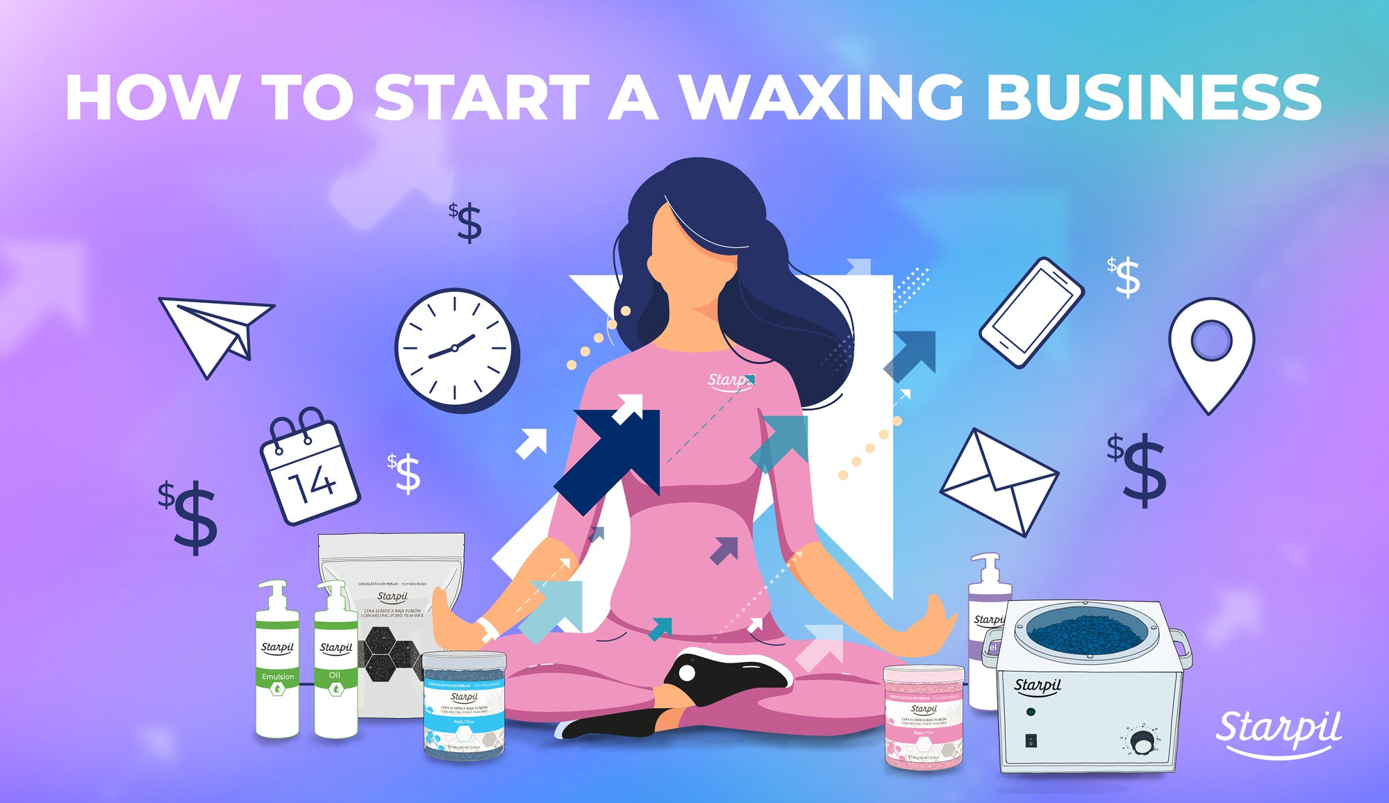How to Start a Waxing Business