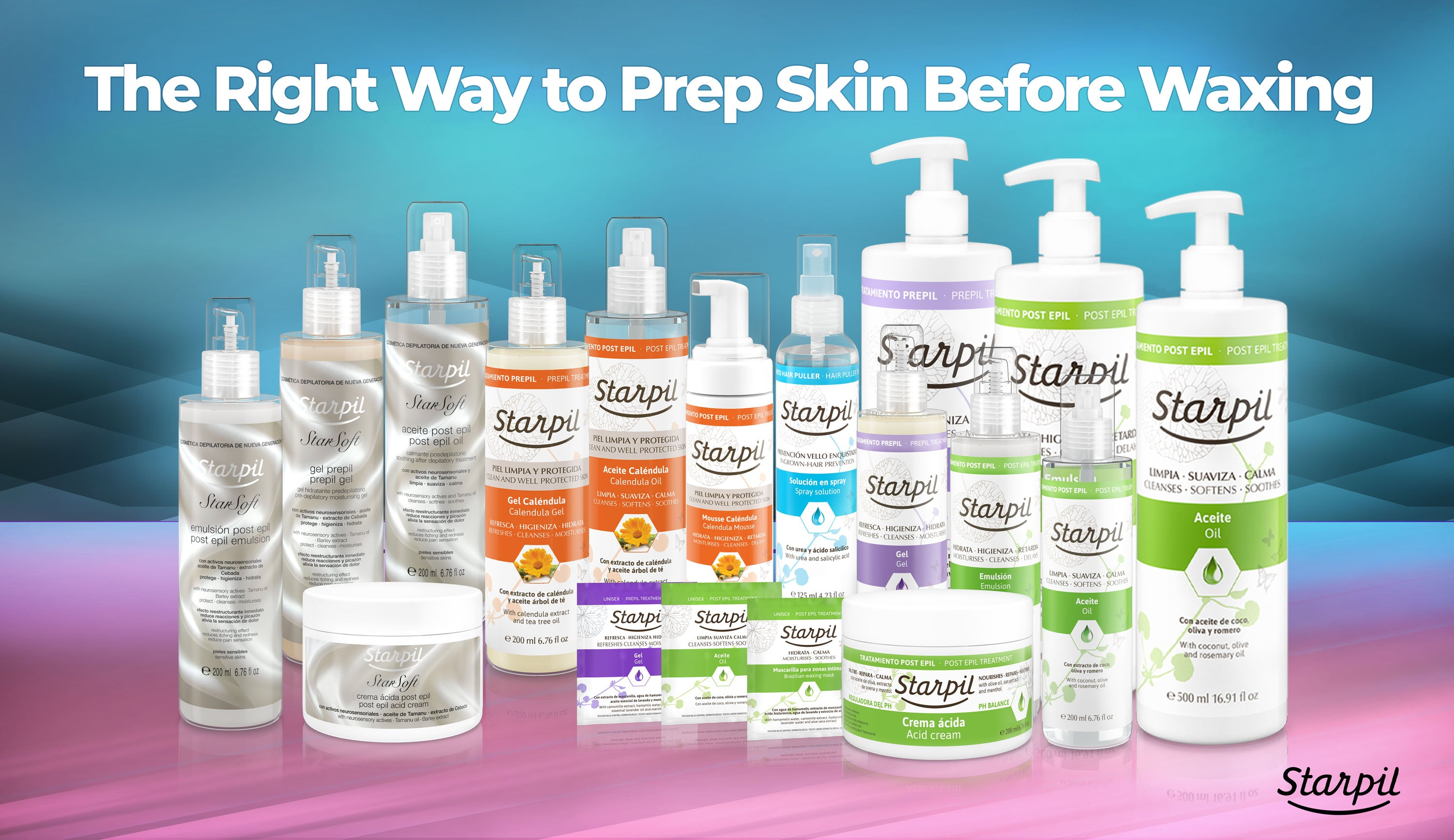The Right Way to Prep Skin Before Waxing