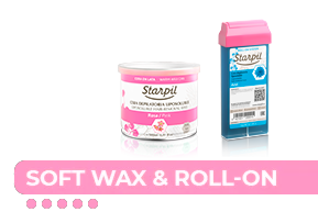 Soft Wax & Roll-on Starpil