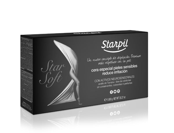Star Soft Wax - Starpil Wax