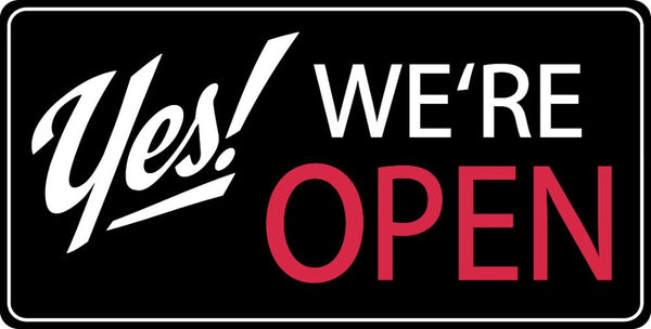 Yes we are open - Starpil