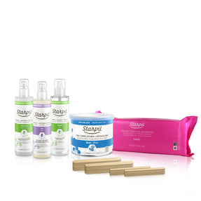 Basic Waxing Kit (Soft Wax)