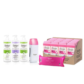 Single Professional Roll-On Waxing Kit