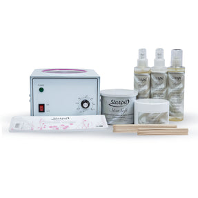 Starsoft Clear Soft Waxing Kit