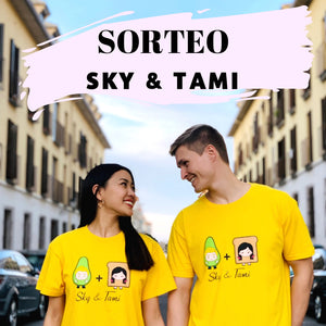 SKY AND TAMI - GIVE AWAY - Terms & Conditions