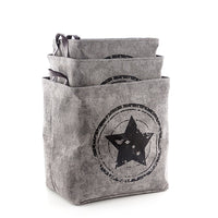 STAR ORGANISER BAGS (PACK OF 3)