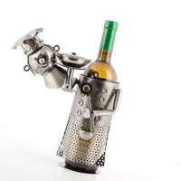 CHEF METALLIC BOTTLE HOLDER
