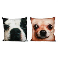 CATS AND DOGS CUSHION