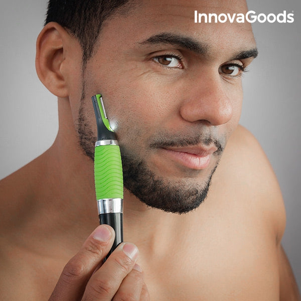 ELECTRIC HAIR CLIPPERS WITH LED