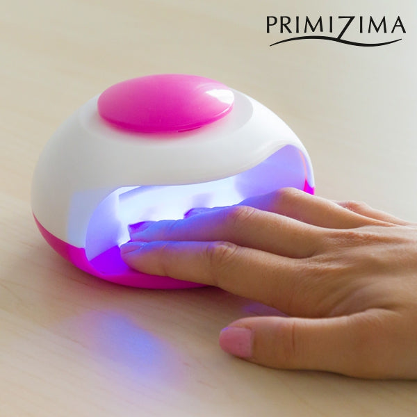 PORTABLE NAIL DRYER WITH UV LIGHT