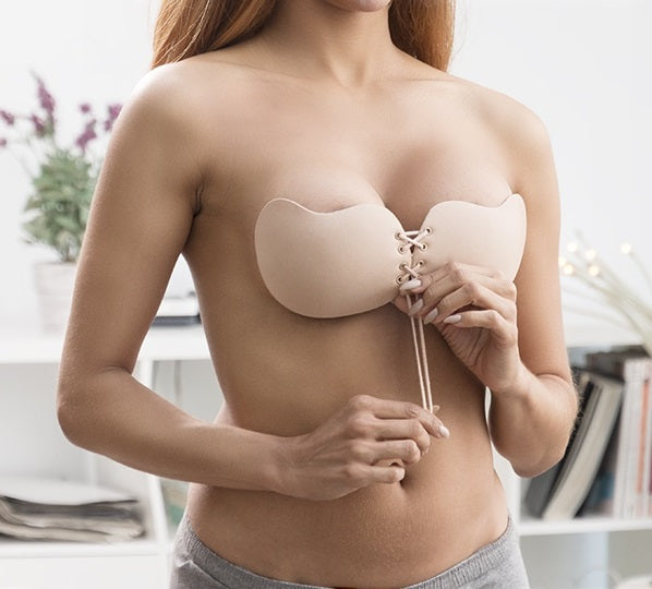 PUSH-UP STICK ON BRA INNOVAGOODS - Verano Time