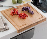 BAMBOO COUNTERTOP CHOPPING BOARD