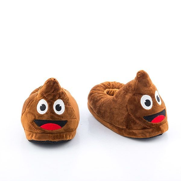 Home Shoes - EMOTICONS CHILDREN'S SLIPPERS