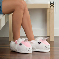 Home Shoes - Unicorn Slippers