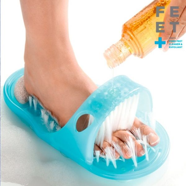 Cascade Bathing Feet + Exfoliating Slipper - Verano Time