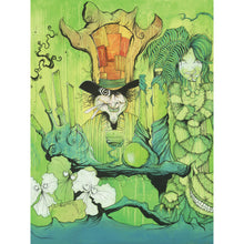 The Mad Hatter's Absinthe Party