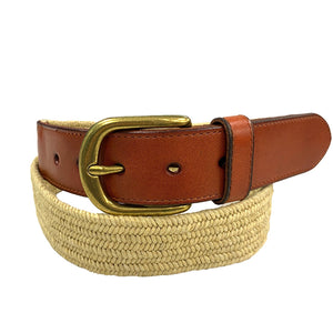 FAIRLIGHT- Addison Road Leather Belt