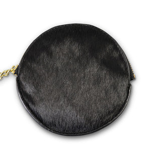 LORN- Addison Road Calf Hair Coin Purse - Addison Road