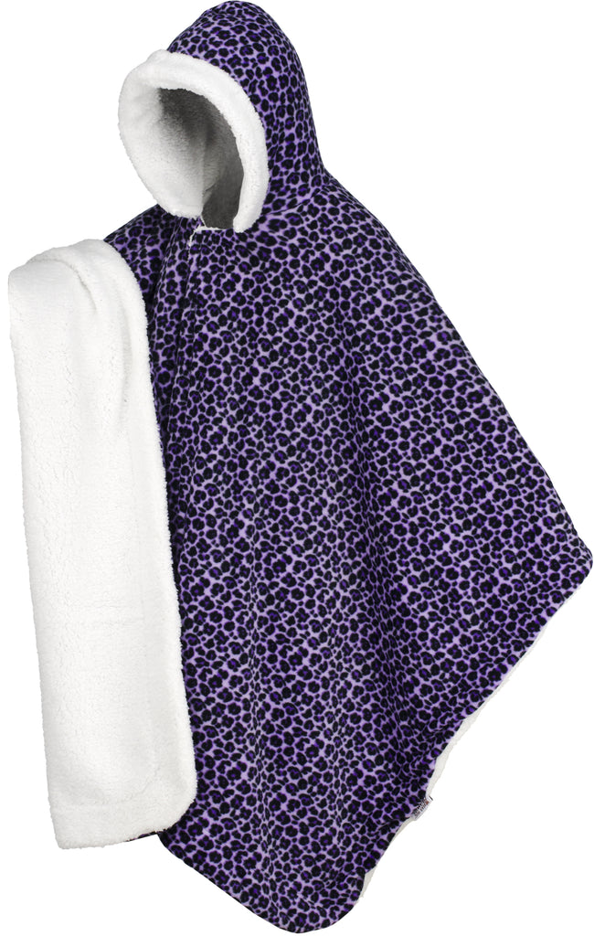 Purple Leopard-T