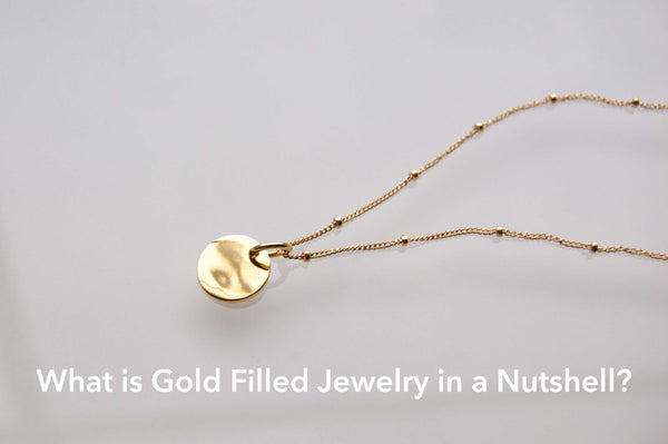 what is gold filled jewelry?
