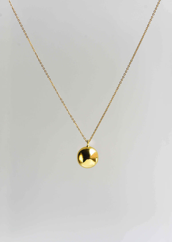 Minimal Ball Necklace