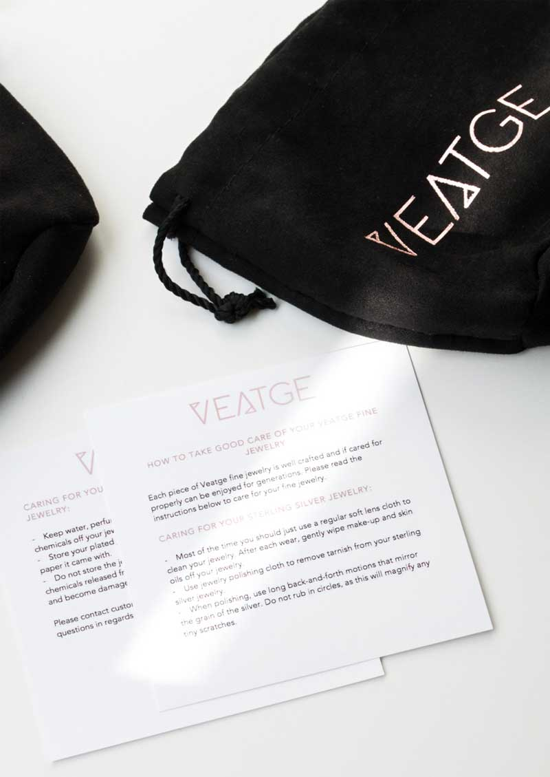 veatge packaging
