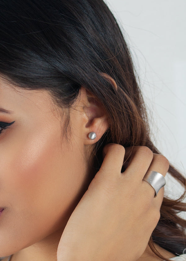 Diamond Dust Studs Small