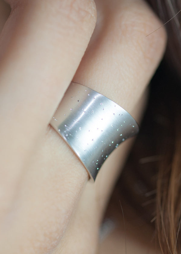 Diamond Dust Ring