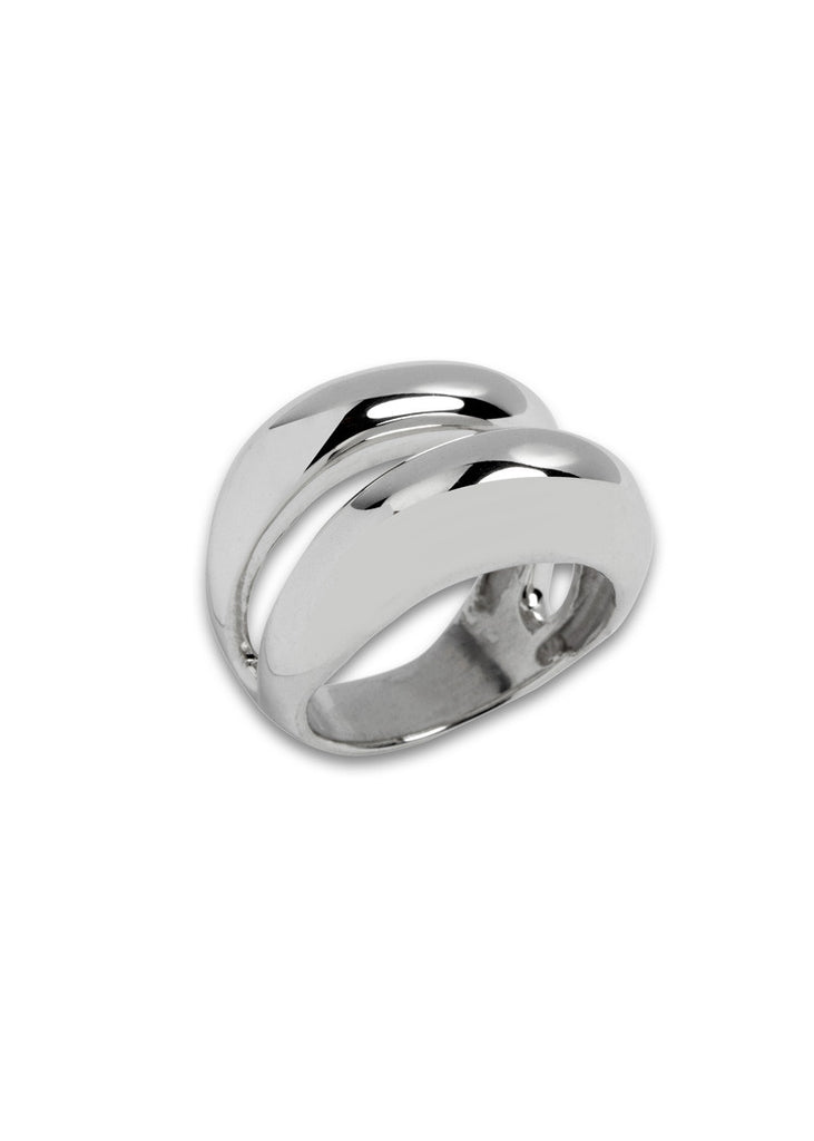 designs ring domed original double holdsworth silver by kate dome kateholdsworthdesigns rings product