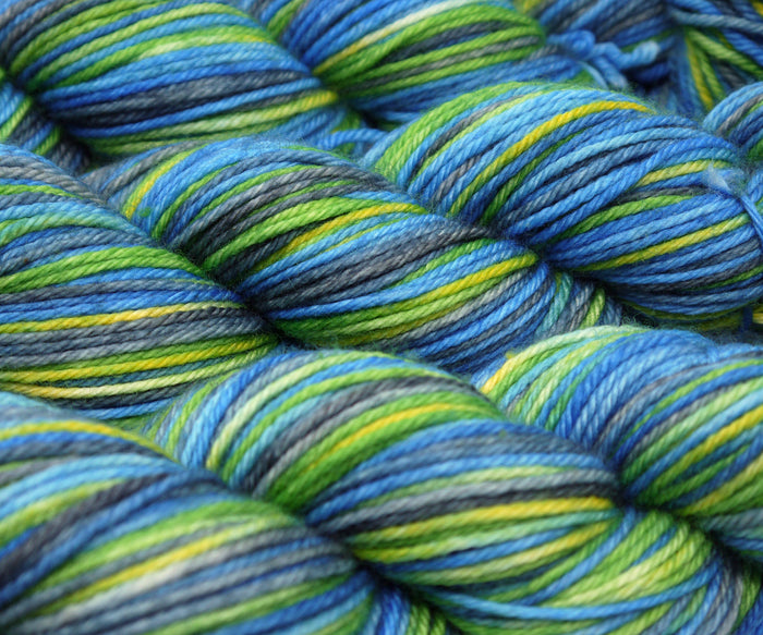 Merino Worsted - Accelerate