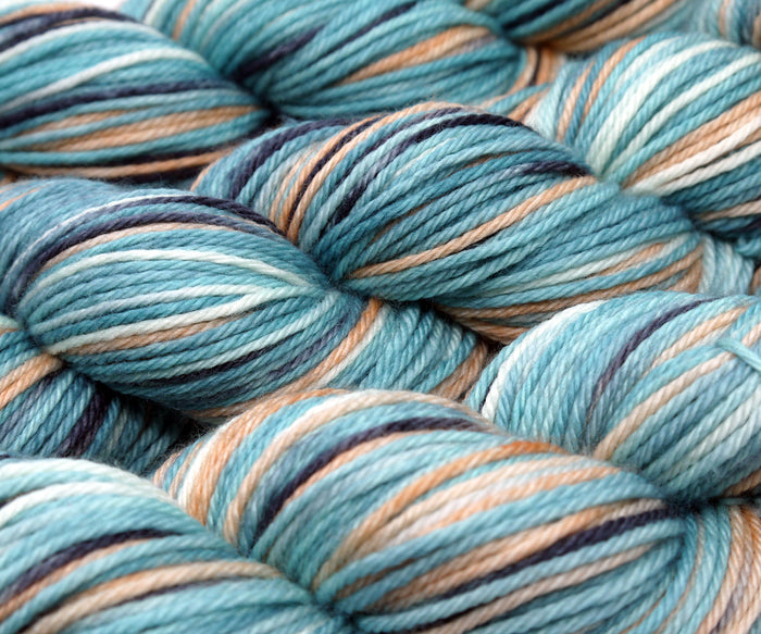 Merino Worsted - Hey, Can I Drive The Bus?
