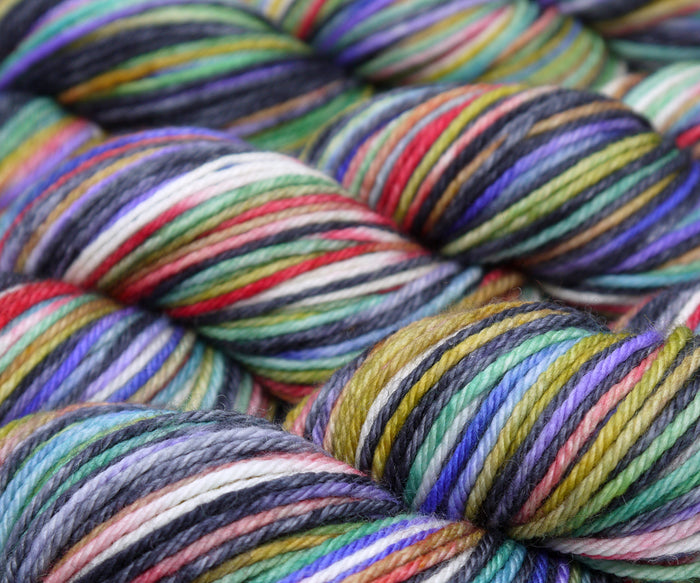 Merino Worsted - Painter's Palette