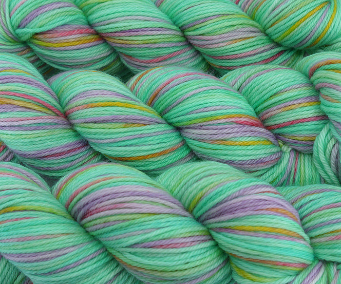Merino Worsted - Pocket-Sized World