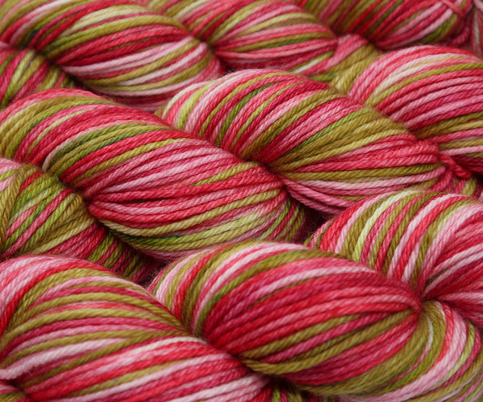 Merino Worsted - Strawberry