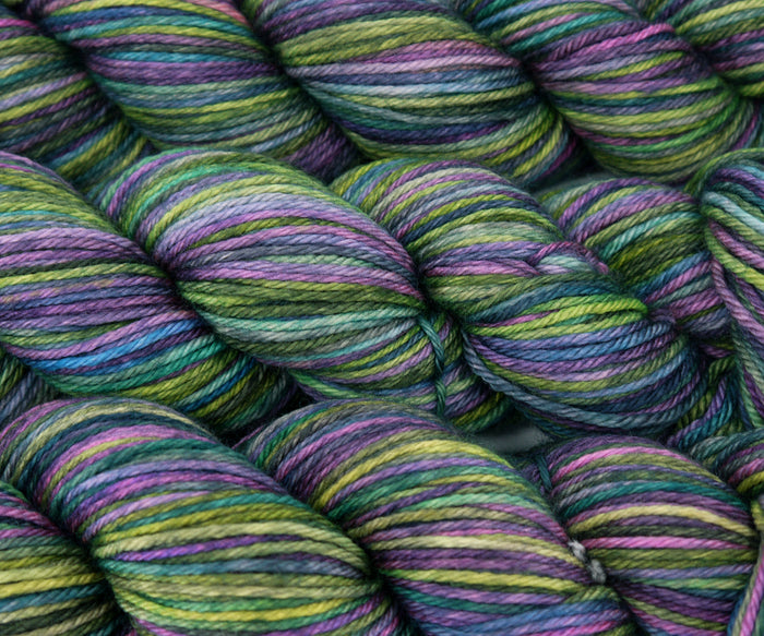 Merino Worsted - Weird & Blinky