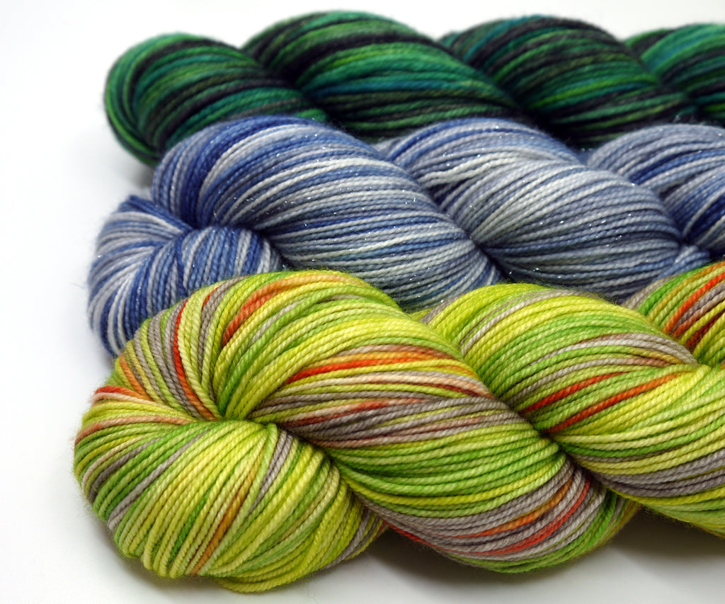 Merino Worsted - Courage