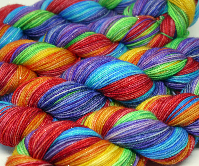 Twinkle Sock - Brite Mini Skein Bundle