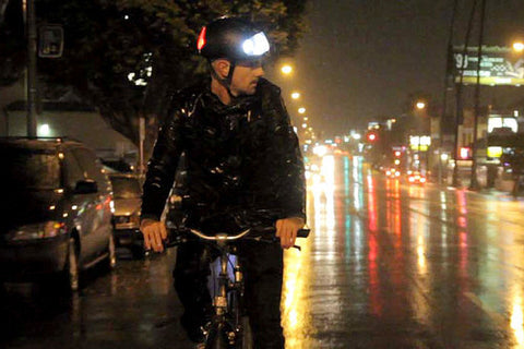 Torch Bicycle Helmet