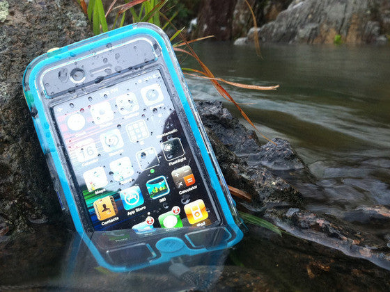 EscapeCapsule - Waterproof iPhone Case